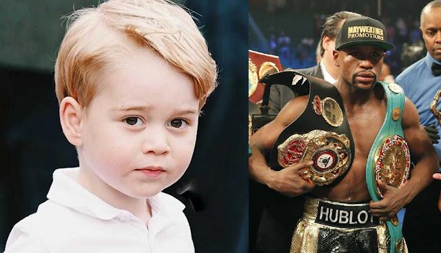 Meet the Richest Kid Richer than Floyd Mayweather