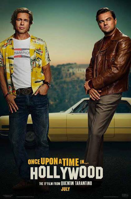 Once Upon a Time in Hollywood أقوى وأفضل أفلام 2019 المنتظرة بشدة