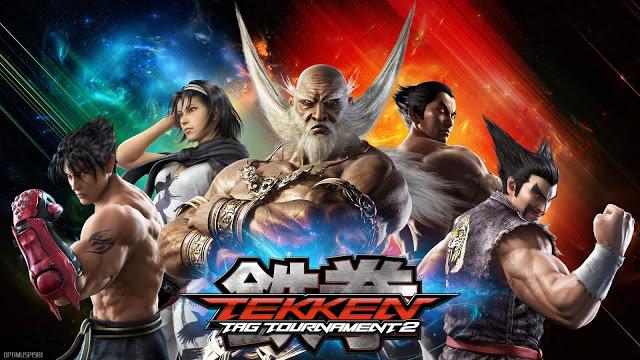 TEKKEN Tag Tournament 2 (ISO) XBOX 360