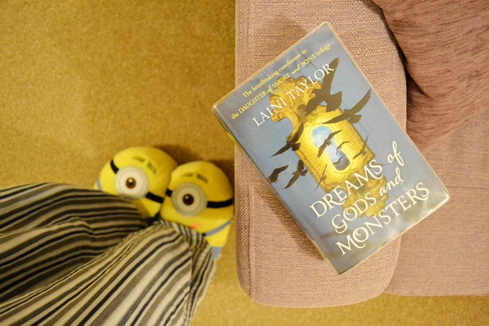 book minion slippers pyjamas