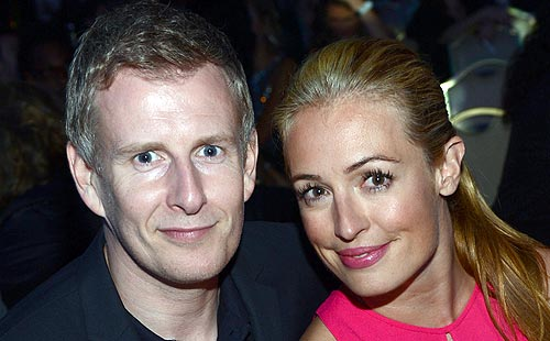 Patrick Kielty Cat Deeley