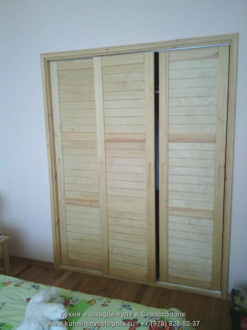 Угловые шкафы купе Севастополь