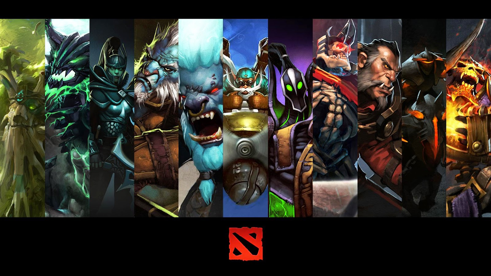 Best Games Review Blog: Dota 2 – New Map Changes Give a Different