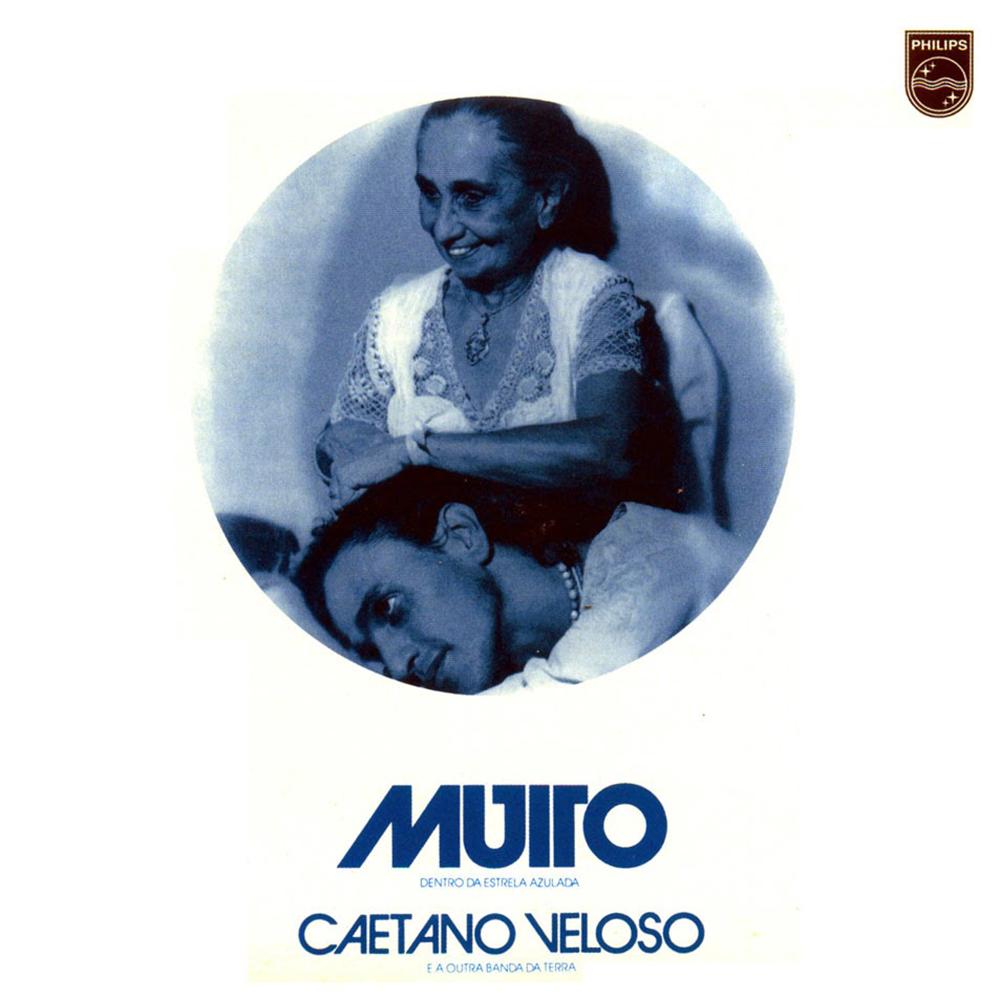 Caetano Veloso - Muito (Dentro da Estrela Azulada) [1978]