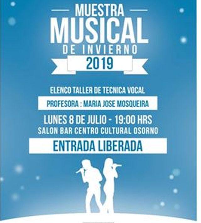 Muestra Musical de Invierno