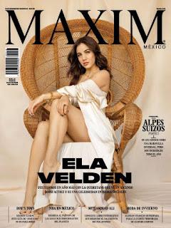 Maxim México – Diciembre/Enero 2019 PDF Digital