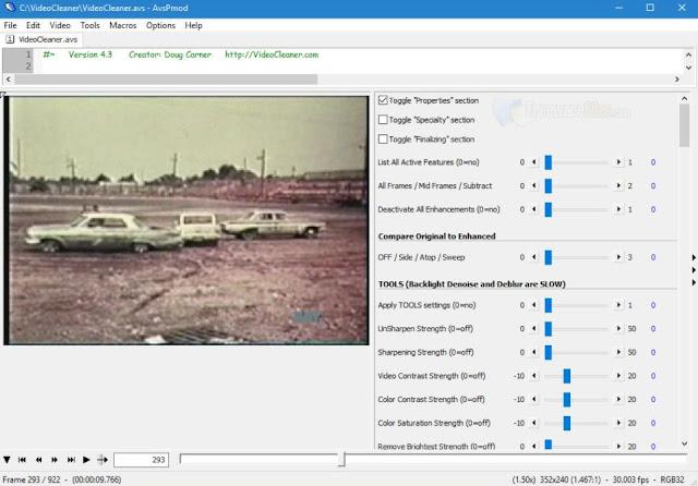 برنامج-VideoCleaner