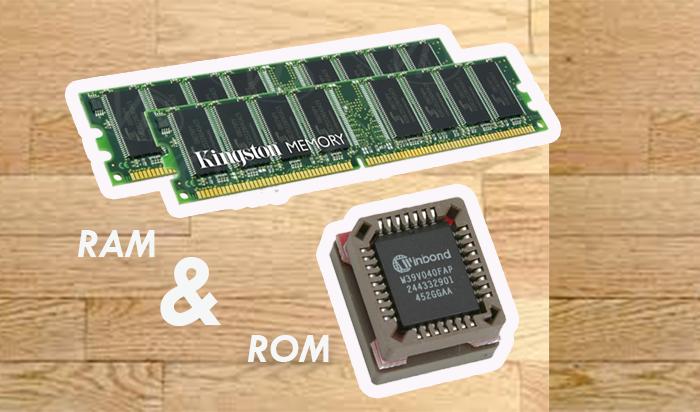 Pengertian RAM dan Fungsinya ROM Serta Perbedaan RAM dan ROM