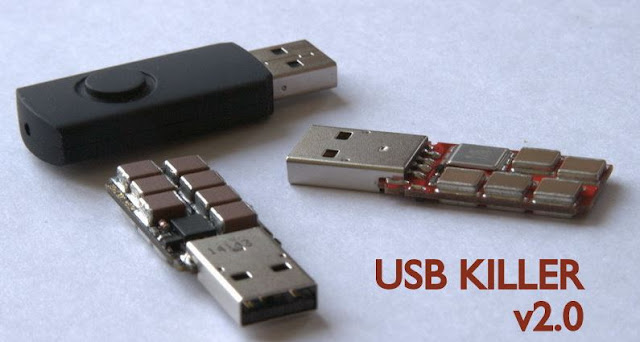 USB Killer v2.0 which Fries Your PC in Seconds - Ready For Sale Just for $13.95
