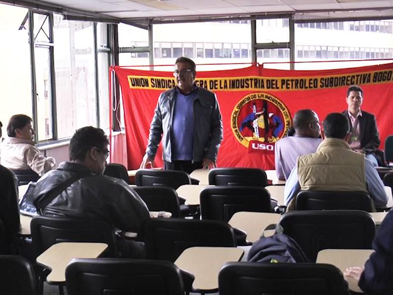 Pasos fuertes para consolidar un gran sindicato del sector minero-energético