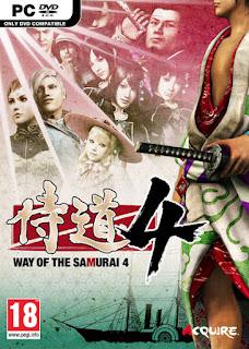 Free Download Game PC Way of the Samurai 4 - shinsengumi Full Crack