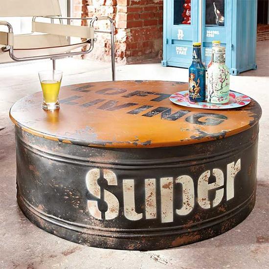 aneka inspirasi desain meja dari drum bekas 1000 inspirasi desain arsitektur teknologi. Black Bedroom Furniture Sets. Home Design Ideas