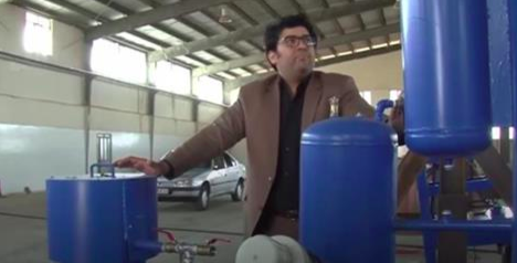 Los medios silencian la invención del coche con autonomía para 900 km con tan sólo 60 litros de agua ¿Por qué?