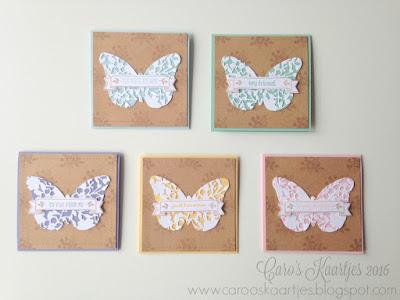 Stampin' Up! producten zijn verkrijgbaar via carooskaartjes@hotmail.nl / www.carooskaartjes.blogspot.com