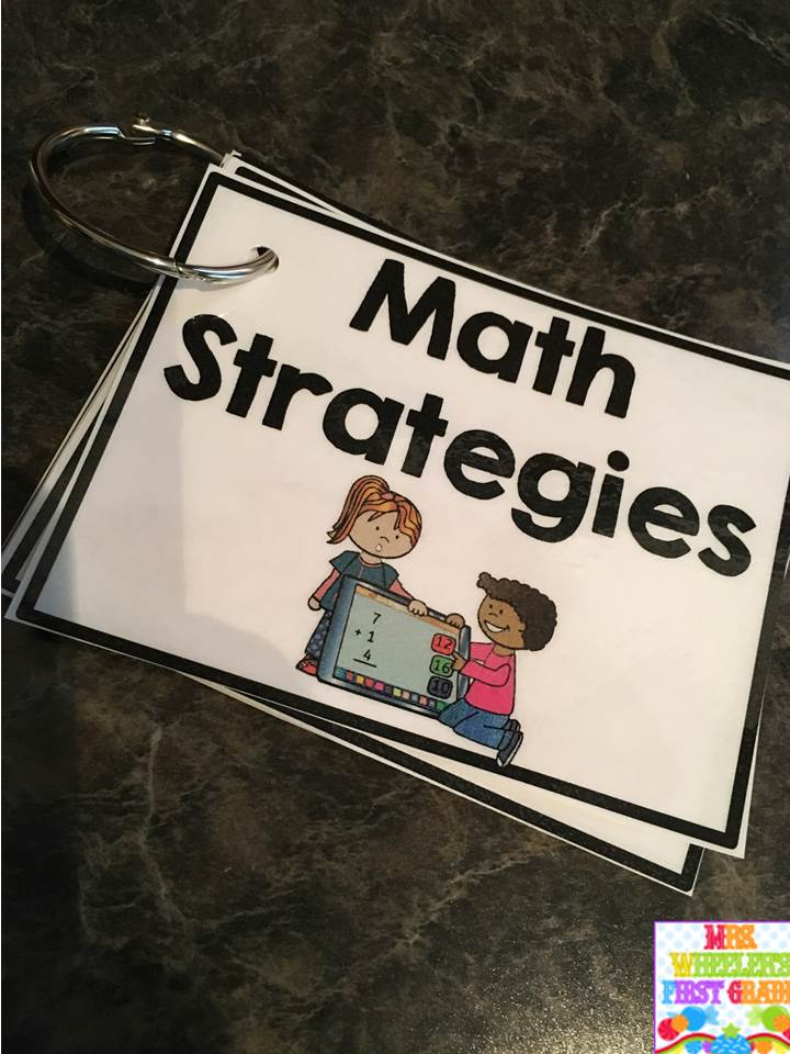 8a27dde9d I also tell them that by the end of first grade, they are expected to be  using mental math...I teach them about the word