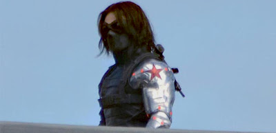 Captain America 2 - Winter Soldier Set Photo