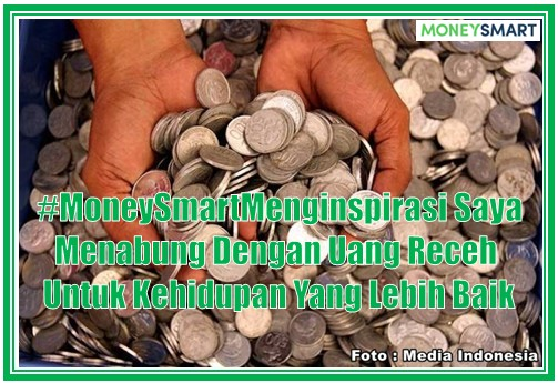 #MoneySmartMenginspirasi