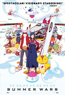 Summer Wars ซัมเมอร์ วอร์ส (2009) [พากย์ไทย+ซับไทย]