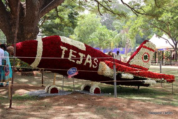 Dasara Flower Show 2016 - Tejas