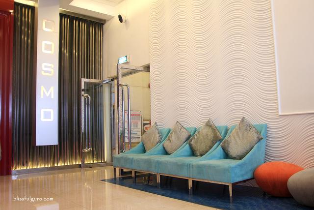 Cosmo Hotel Hong Kong Blog