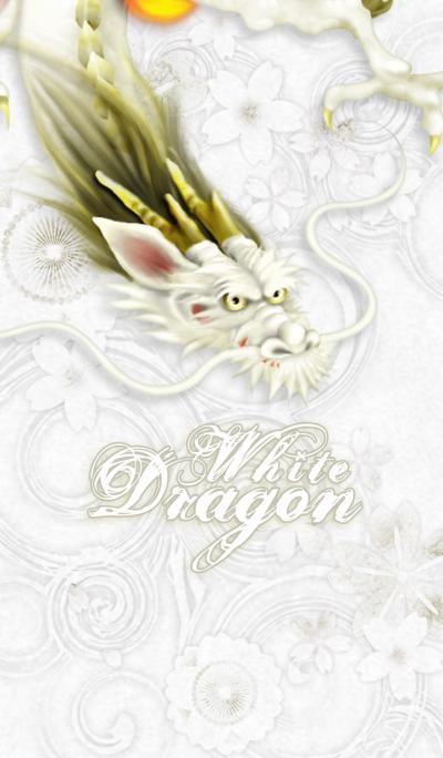 -White Dragon-