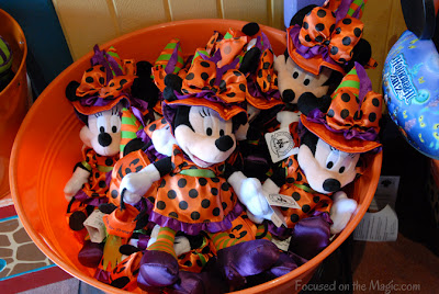 Disney Parks Halloween Merchandise Focused on the Magic