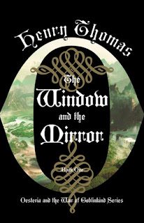 Interview with Henry Thomas, author of The Window and the Mirror