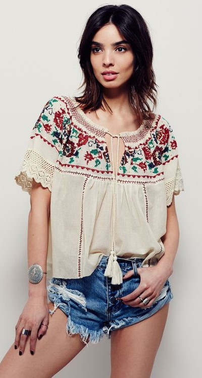 Free People Eternal Love Top mKR7szhSla