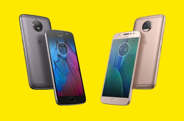 Moto announces special edition G5S and G5S Plus smartphones