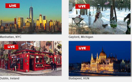 दुनिया के किसी भी कोने को live देखे अपने घर बैठकर - reallifecam