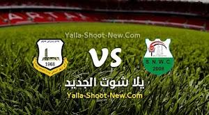 نفط الوسط يحقق الفوز الصعب على فريق اربيل في الدوري العراقي