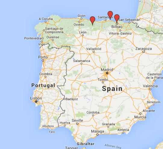 Baggins On The Loose Spain Road Trip Week 3 Picos De Europa And
