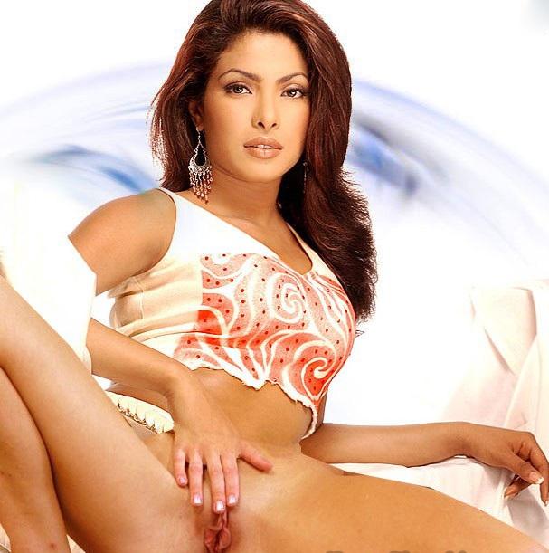 Priyanka Chopra Rubbing Pussy