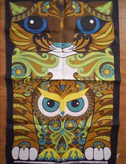 My Owl Barn Vintage Tea Towels