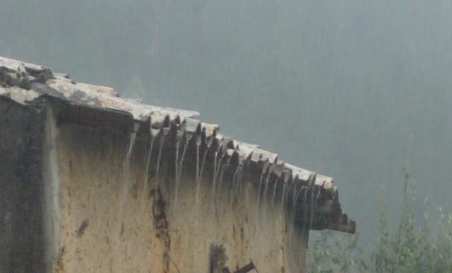 Ceará tem chuvas de até 70 milímetros nesta quarta-feira