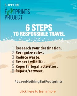 TRAVEL RESPONSIBLY