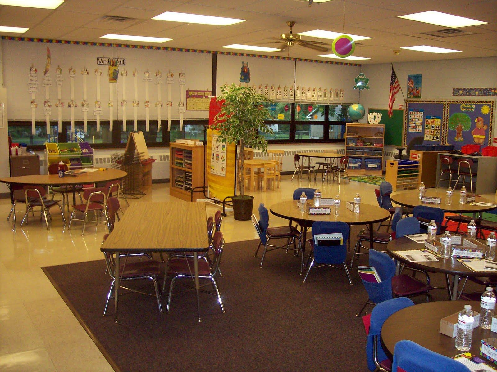 Kindergarten Classroom: KinderSpot: My Kindergarten Classroom