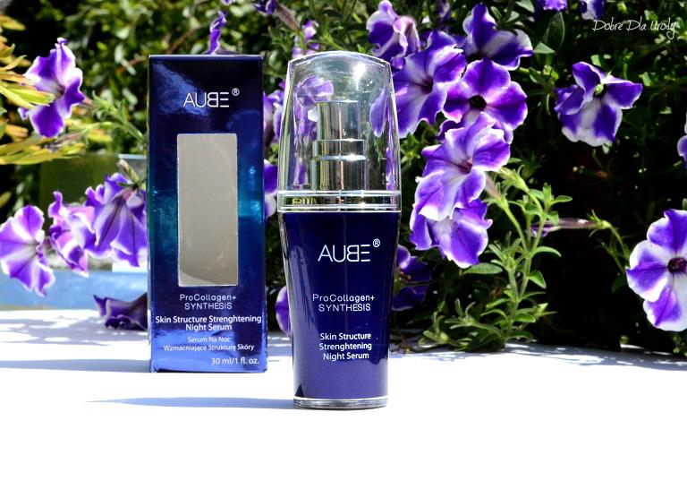 AUBE Procollagen+ Synthesis - Serum Na Noc Wzmacniające strukturę skóry