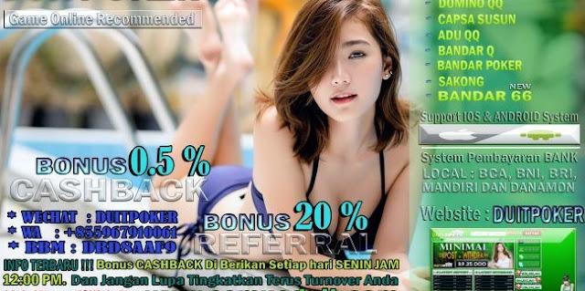 Review Terbaru Situs Poker Online Terpercaya - Semuaduit.com