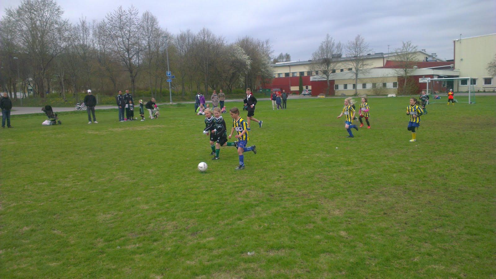 Fotboll på Inlag 12bafb6bed2e0