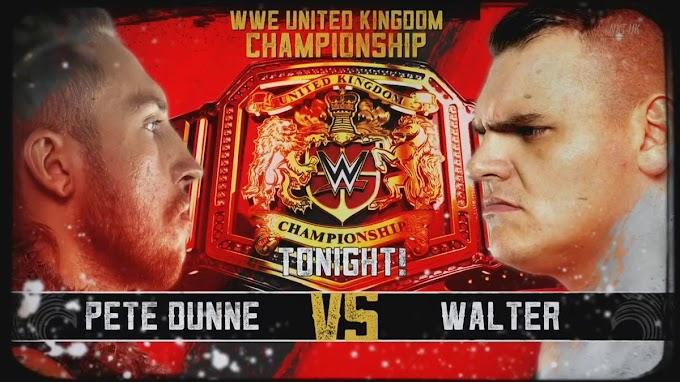 Replay: WWE NXT UK 22/05/2019