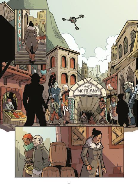 La révolte des Valtis page 8 Rue de Sèvres