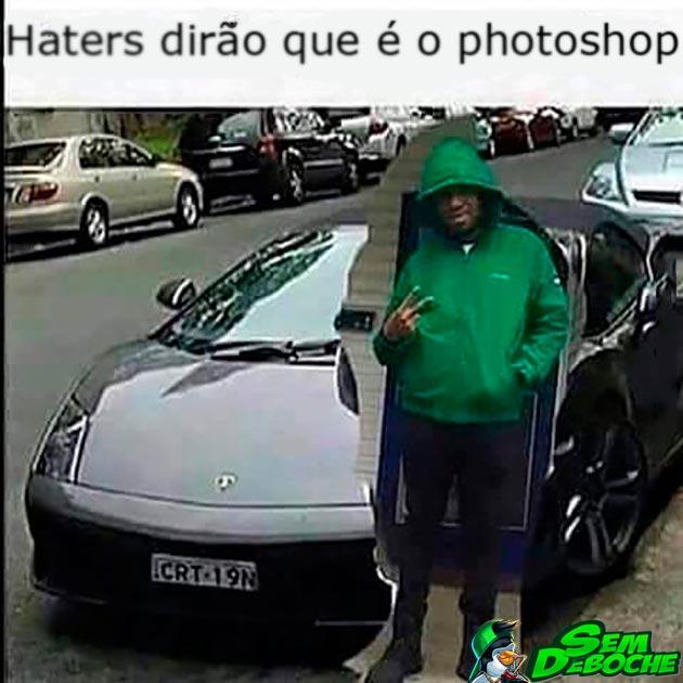 INVESOJOS DIRÃO QUE É PHOTOSHOP