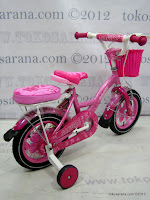 12 Inch Element Sakura Kids Bike