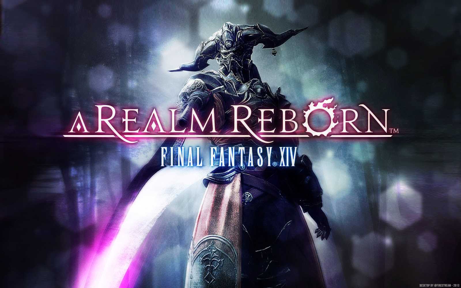 Weeb dreams and figurines : Final Fantasy XIV ARR Review