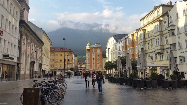 Europe tour day 7: Innsbruck, Austria