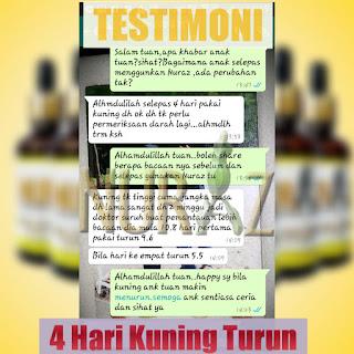 7 Testimoni Terbaru Demam Kuning