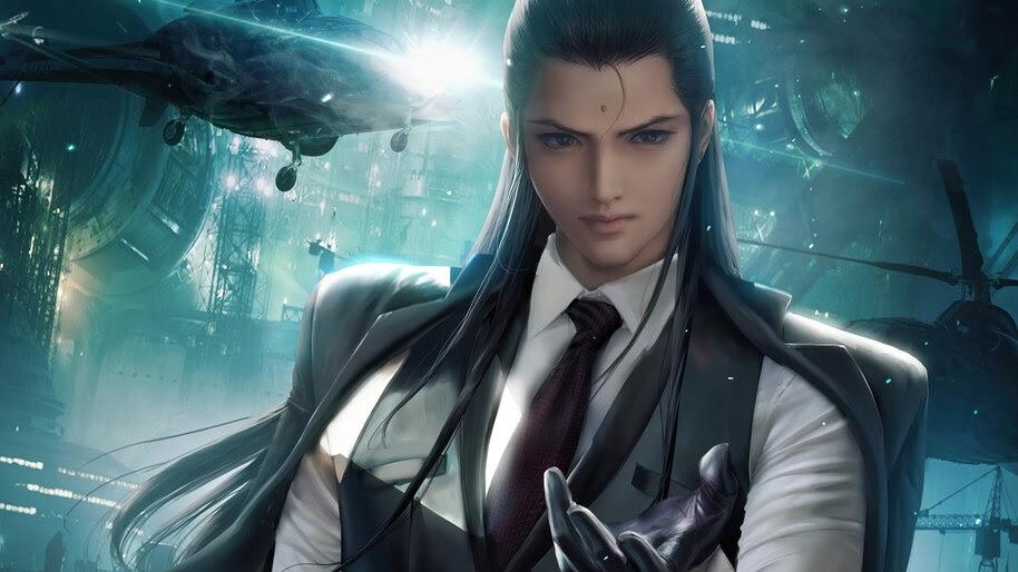 Tseng, Final Fantasy 7, Remake, 4K, #3.2005