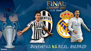 Juventus vs Real Madrid live stream info