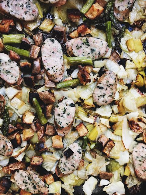 September 2017 Favorites: Sheet Pan Meals (Paleo)